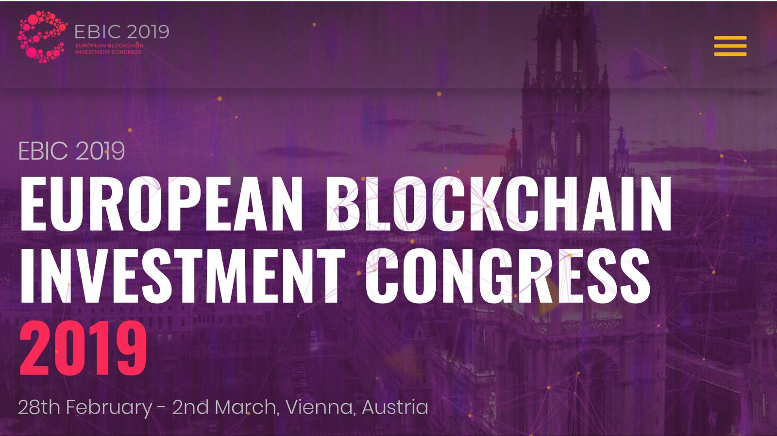 European Blockchain Investment Congress - Cripto-mineria.com