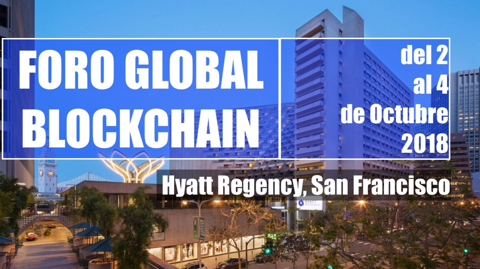 foro global blockchain