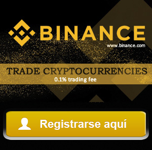 Binance.com - Registrarse aquí